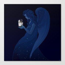 Angel Memorabilia Canvas Print