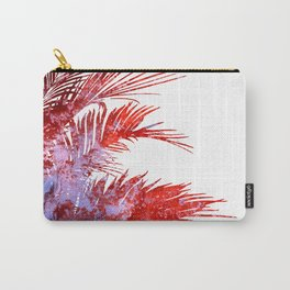 Palm Leaves XV Carry-All Pouch