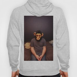 monkey mask  Hoody