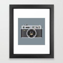 Yashica Electro 35 GSN Camera Framed Art Print