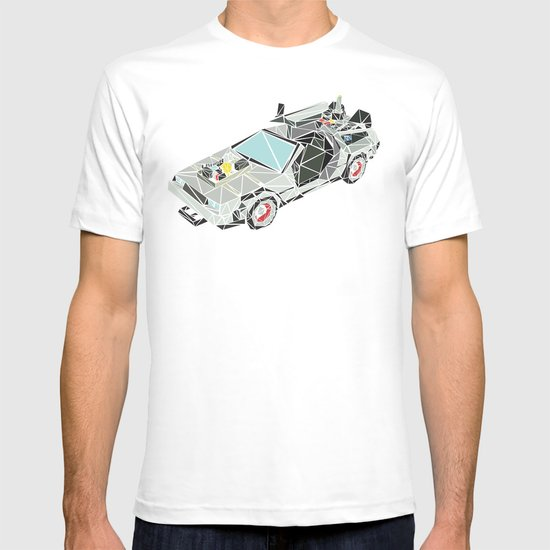 The Delorean T-shirt