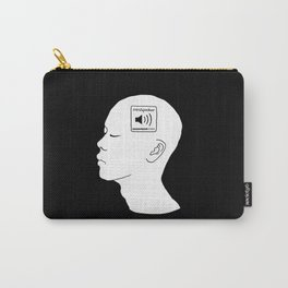 Mind speaker. Carry-All Pouch