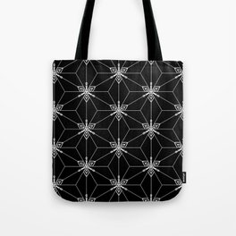 Graphic mosaic Tote Bag