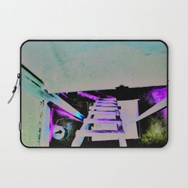 ladder going up or down Laptop Sleeve