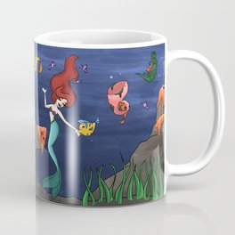Under the Sea Fun Coffee Mug