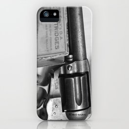 THE OLD COLT iPhone Case