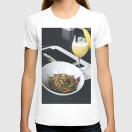 Thai Noodles & Sweet Mango Juice T-shirt