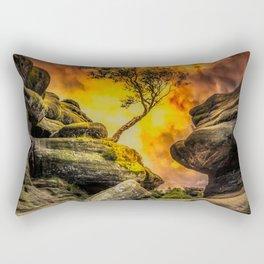 Phoenix Rectangular Pillow