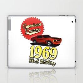 Ford Mustang 1969 Laptop & iPad Skin