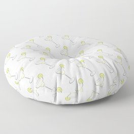 margarita cocktail Floor Pillow