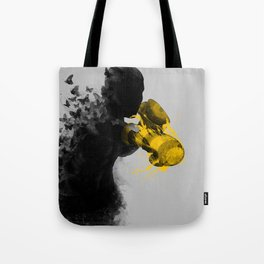 float like butterflies, sting like a bee Tote Bag