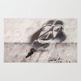 Darth Vader Crosswalk Stencil Rug