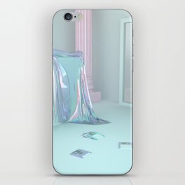 Save and rest iPhone Skin