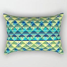 Christmas pattern III Rectangular Pillow