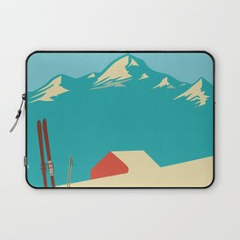 Vintage Mountains Laptop Sleeve