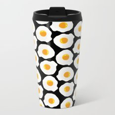with bread and butter Metal Travel Mug
