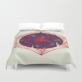 Containment Duvet Cover