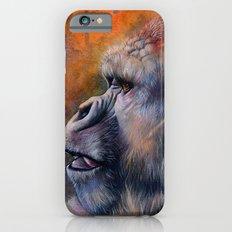 Gorilla: The Portrait of a Stolen Voice iPhone 6s Slim Case