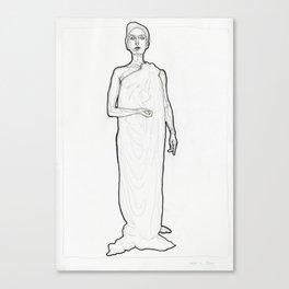 Venus of New York Canvas Print