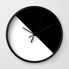 White\Black Wall Clock