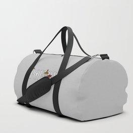 Merlin & Arthur - Poetry (Distressed) Duffle Bag