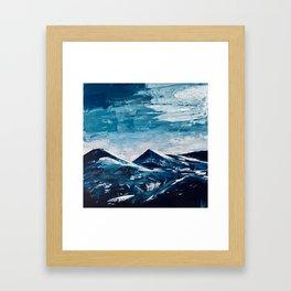 Abroad Framed Art Print