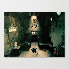 Low place like home Canvas Print