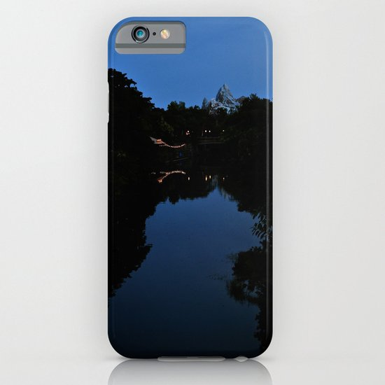Expedition Everest (Night Time) iPhone & iPod Case