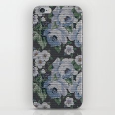 Floral Mozaic Pattern iPhone & iPod Skin