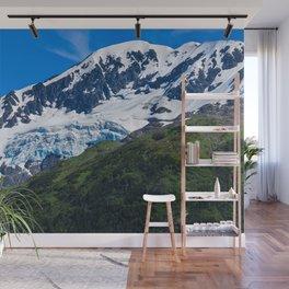 Whittier Glacier - 3 Wall Mural