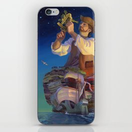 The Navigator's Gift iPhone Skin