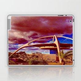 Red Future Laptop & iPad Skin