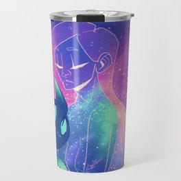 Nebula Neko Travel Mug