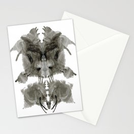 Rorschach Creation Stationery Cards