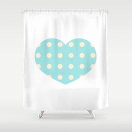 Heart1 Shower Curtain