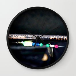 Gloomis - Walleye Wall Clock