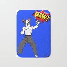 PAW POW - Kungfu Dog Bath Mat