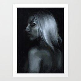 Sarah 2 Art Print