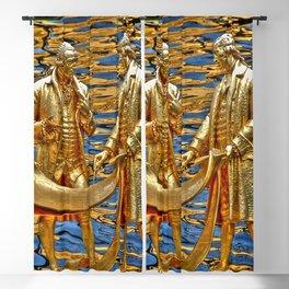 The Golden Boys Blackout Curtain