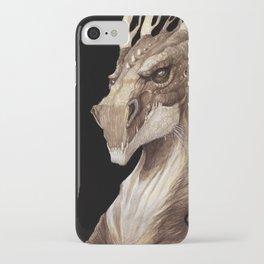 Dragon Portrait iPhone Case