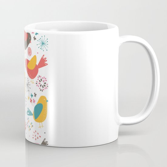 Quirky Chicks Mug