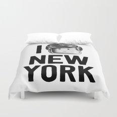 I Love New York Duvet Cover