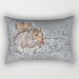 Squirrel_A2 Rectangular Pillow