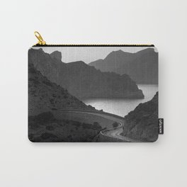 Road to Cap de Formentor Carry-All Pouch