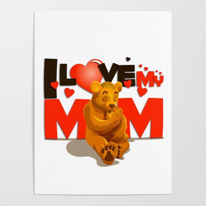 mama bear Poster