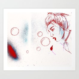 Spray Paint Art Prints | Society6