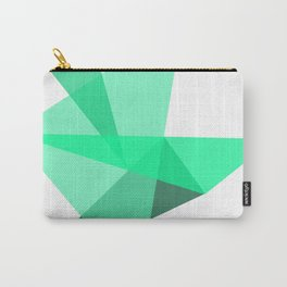Triangles No19 Carry-All Pouch