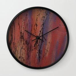 Blue Ocean Wall Clock