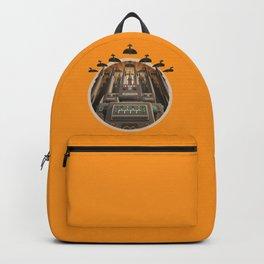 Robots Unite! crest variant Backpack