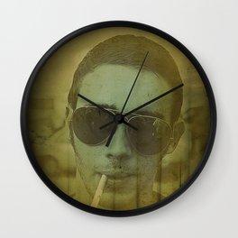 Doughboy Wall Clock